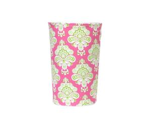 Papierkorb ISTANBUL PINK & LIME, H 31 cm
