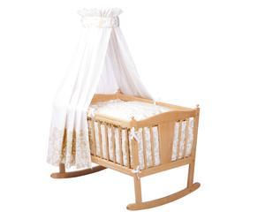 Kinderwiegen-Set Marie Antoinette, 4-tlg.
