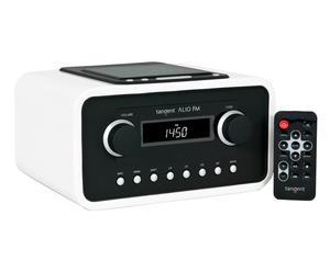 Audio-System ALIO FM/DOCK, weiß