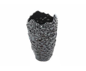 Vase NAEMA, schwarz