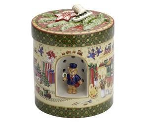 Deko-Windlichtgeschenkpaket Christmas Toys, L 21 cm