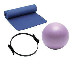 Pilates-Set The Hundred, 3-tlg.