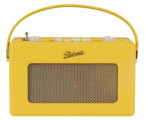 Handgefertigtes tragbares Radio Revival R250 saffron