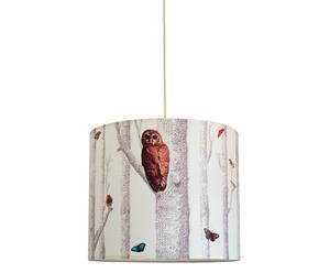 Lampenschirm Im Wald, Ø 40 cm