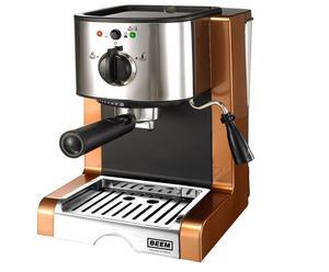 Espressomaschine Flavour, kupferfarben