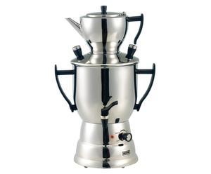 Wasser- und Teekocher Samowar, 3 L/1,2 L
