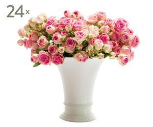 Gutschein Frische Blumen mit Prämien, 24 Lieferungen