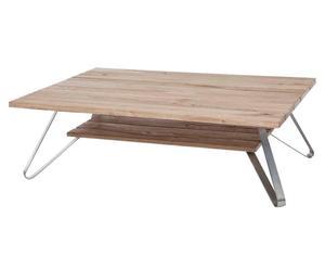 Massivholz-Couchtisch Valentino, B 115 cm