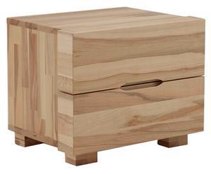 Massivholz-Nachttisch Amanda, Kernbuche, B 50 cm