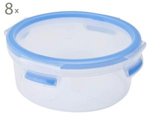 Frischhaltedosen-Set Clip&Close 2.0, 8 Stück, je 0,85 L