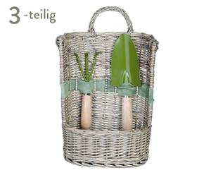 Gartengeräte-Set Jeanne, 3-tlg.