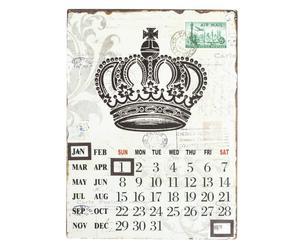 Wandkalender Crown, 30 x 40 cm