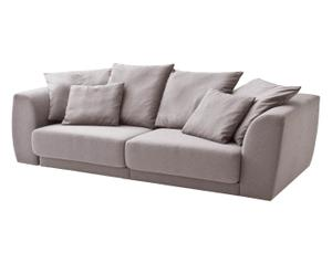 Sofa Mr. Big, taupe, B 266 cm