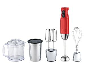 Stabmixer-Set Gloss 5-tlg.