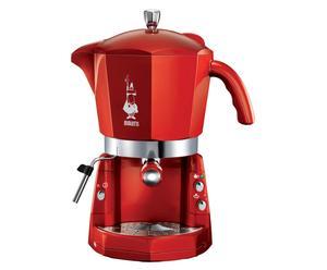Espressomaschine Monoka, rot, 1,5 L