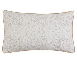 Handgefertigte Kissenhülle Swing, 30 x 50 cm