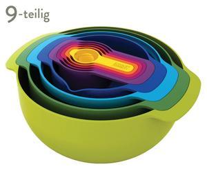 Küchenhelfer-Set Nest, 9-tlg.
