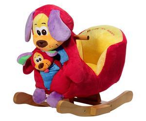Schaukel-Spielzeug Knut mit Handpuppe