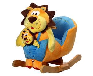 Schaukel-Spielzeug Simba mit Handpuppe