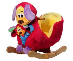 Schaukel-Spielzeug Knut mit Handpuppe, B 60 cm