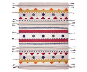Teppich Tribal, 100 x 140 cm