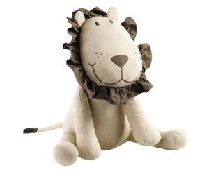 Kuscheltier Leo, braun/beige, H 30 cm