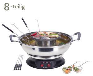 Hot-Pot-Mongolentopf Khan, 8-tlg.