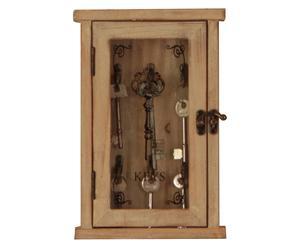 Schlüsselschränkchen Fenella, H 26 cm