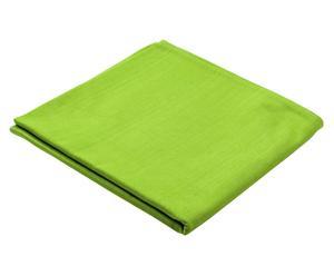 Tischdecke Wyk, grün meliert, 135 x 135 cm