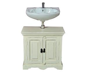 Waschbeckenunterschrank Toledo, B 66 cm / H 60 cm