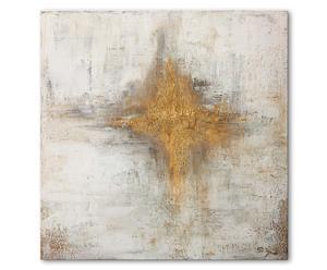 Druck auf Leinwand Angel showing, 80 x 80 cm
