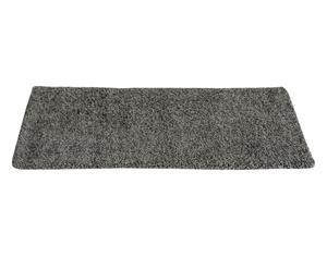Teppich Rixa, grau, 80 x 150 cm