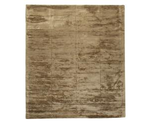 Teppich SQUARE SILKY OLIVE 120 x 180 cm