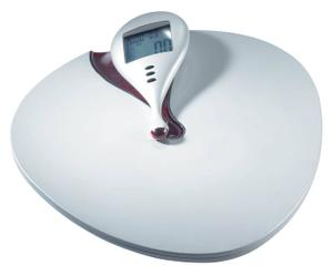 Digitale Body-Mass-Index Personenwaage Shape Melon