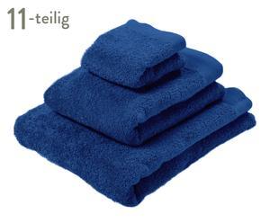 Handtücher-Set Sonja, 11-tlg., blau