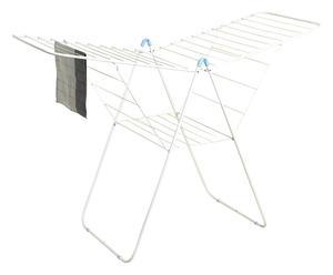 Platzsparender Wäscheständer Cora mit 5 Ebenen, B 154 cm