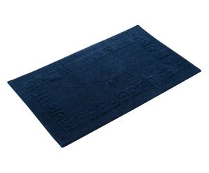 Badematte Carla, dunkelblau, 60 x 100 cm