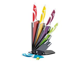Messer-Set Rainbow, 6-tlg.