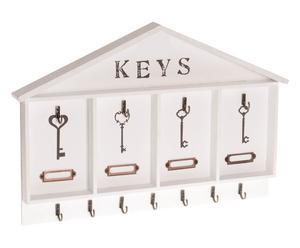 Schlüsselbrett Carol, B 45 cm