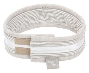 Handgefertigtes Hundehalsband Caramel, L 60 cm