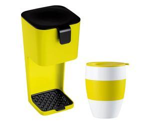 Kaffeebereiter-Set Unplugged, 2-tlg., grün