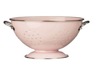 Küchensieb Ines, rosa, Ø 23 cm