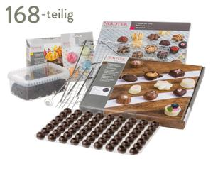 Pralinen-Set Do It Yourself, 168-tlg.