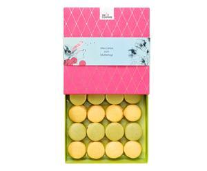 Handgefertigte Macarons Alles Liebe Zum Muttertag, 16 Stück, 150 g