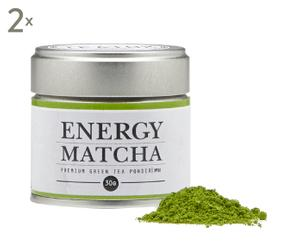 Tee Energy Matcha, 2 Stück, je 30 g