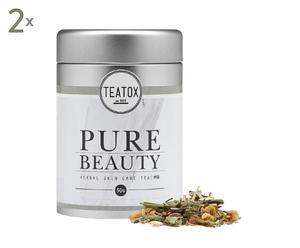 Tee Pure Beauty, 2 Stück, je 50 g