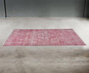 Handgeknüpfter Vintage-Orientteppich Fogetry, 117 x 218 cm