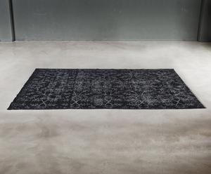 Handgeknüpfter Vintage-Orientteppich Blizzard, 116 x 225 cm