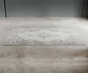 Handgeknüpfter Vintage-Orientteppich Alphabet City, 178 x 282 cm