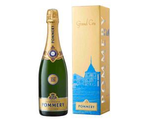 Champagner Pommery Brut Millésimé Grand Cru Vintage, 0,75 l